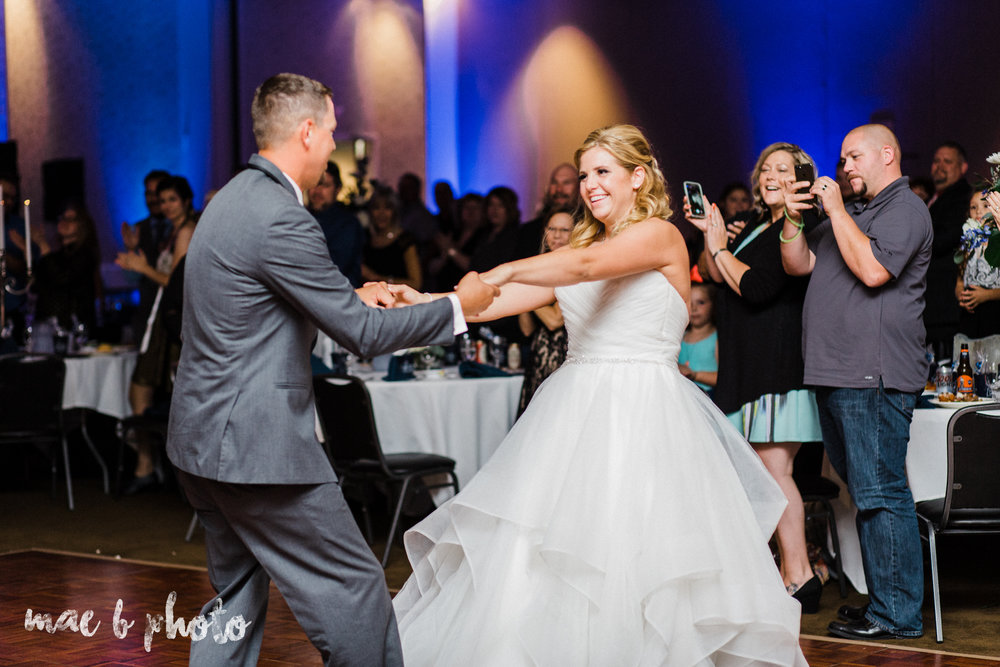 becca and rich's large, personalized fall wedding in orwell ohio and at the metroplex in girard ohio photographed by youngstown wedding photographer mae b photo-127.jpg