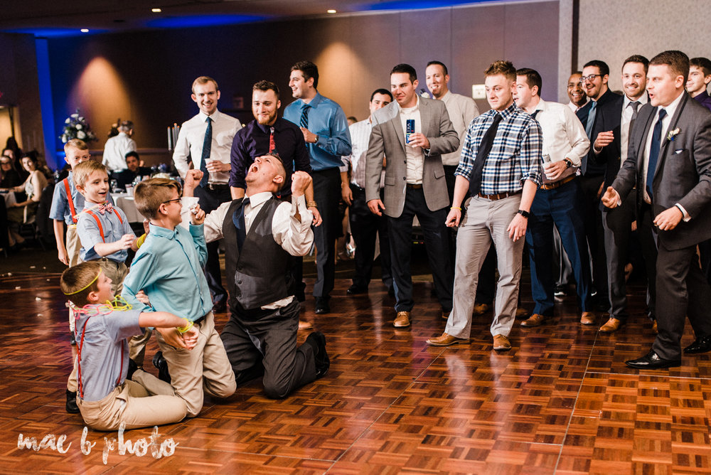 becca and rich's large, personalized fall wedding in orwell ohio and at the metroplex in girard ohio photographed by youngstown wedding photographer mae b photo-95.jpg