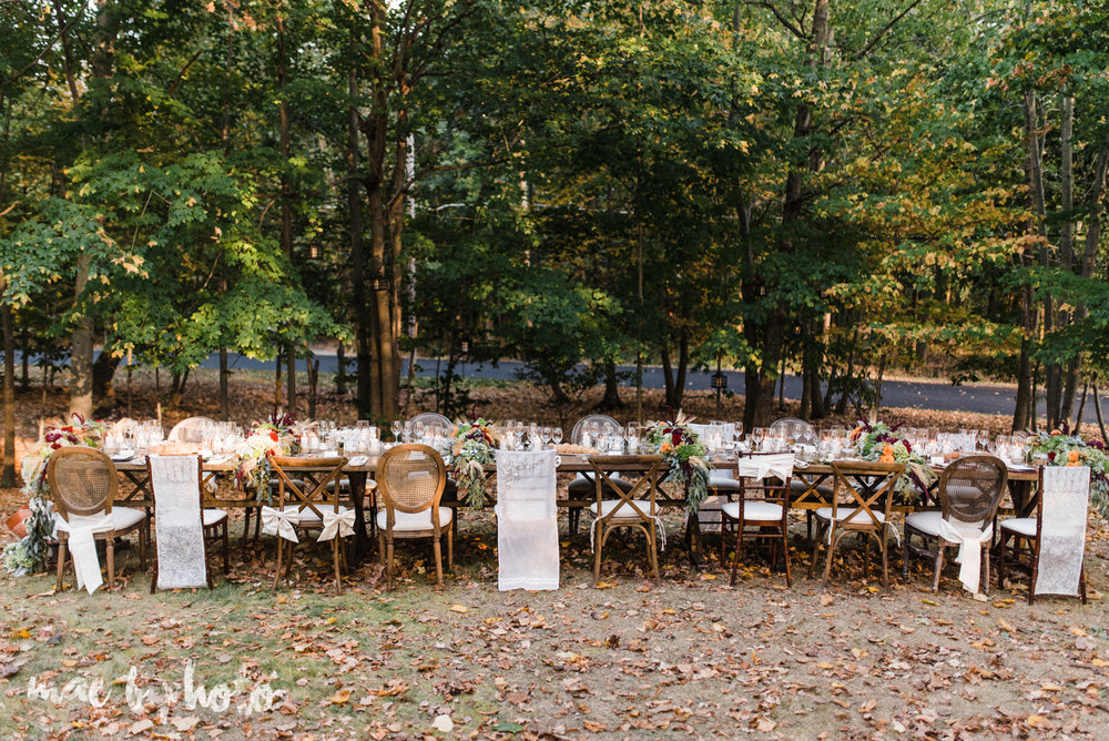 dinner under the trees intimate fall dinner party in youngstown ohio hosted by joe mineo of joe mineo creative with chrystal's catering photographed by youngstown wedding photographer mae b photo-18.jpg
