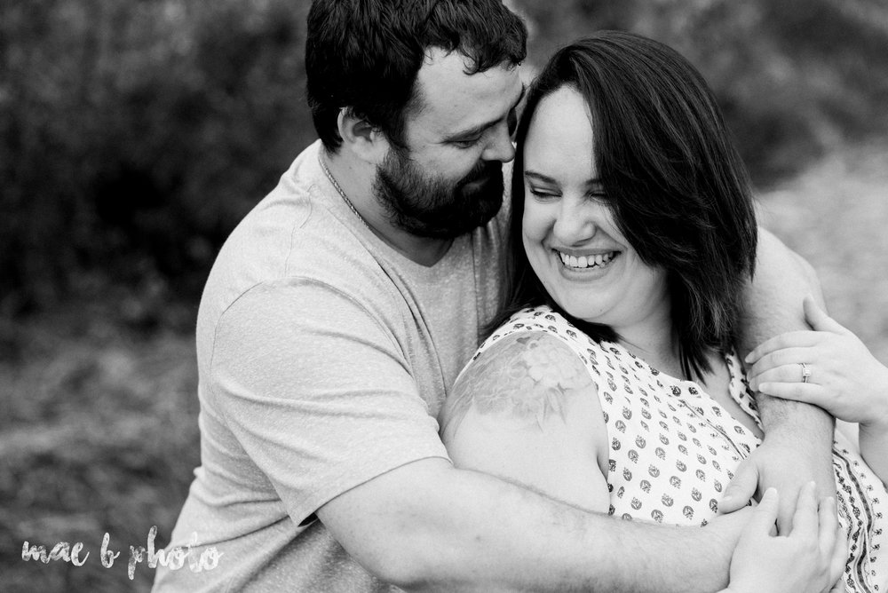 lauren and mike's fall family session and five year anniversary session at mill creek metroparks farm in canfield, ohio photographed by youngstown wedding photographer mae b photo-23.jpg