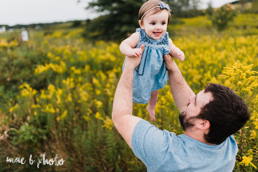 lauren and mike's fall family session and five year anniversary session at mill creek metroparks farm in canfield, ohio photographed by youngstown wedding photographer mae b photo-12.jpg
