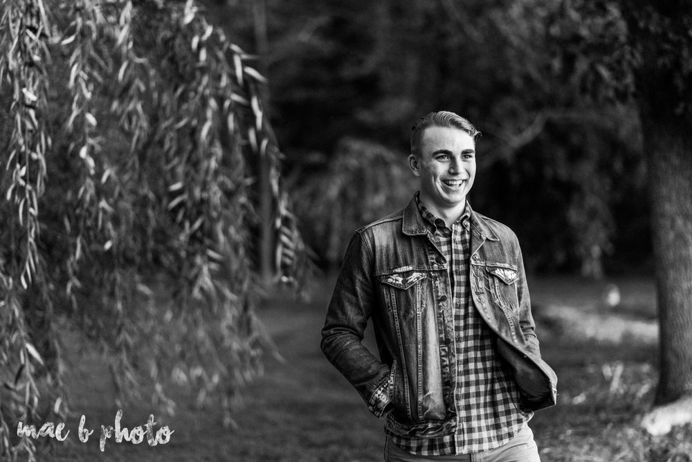 chris's fall senior session at mosquito lake in mecca ohio photographed by youngstown wedding photographer mae b photo-45.jpg