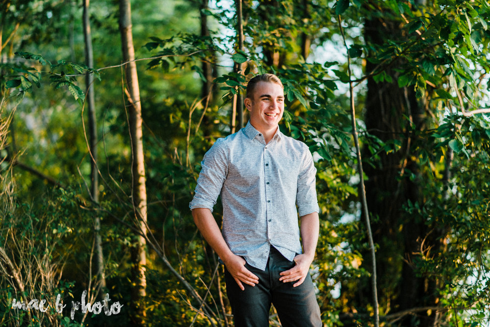 chris's fall senior session at mosquito lake in mecca ohio photographed by youngstown wedding photographer mae b photo-27.jpg