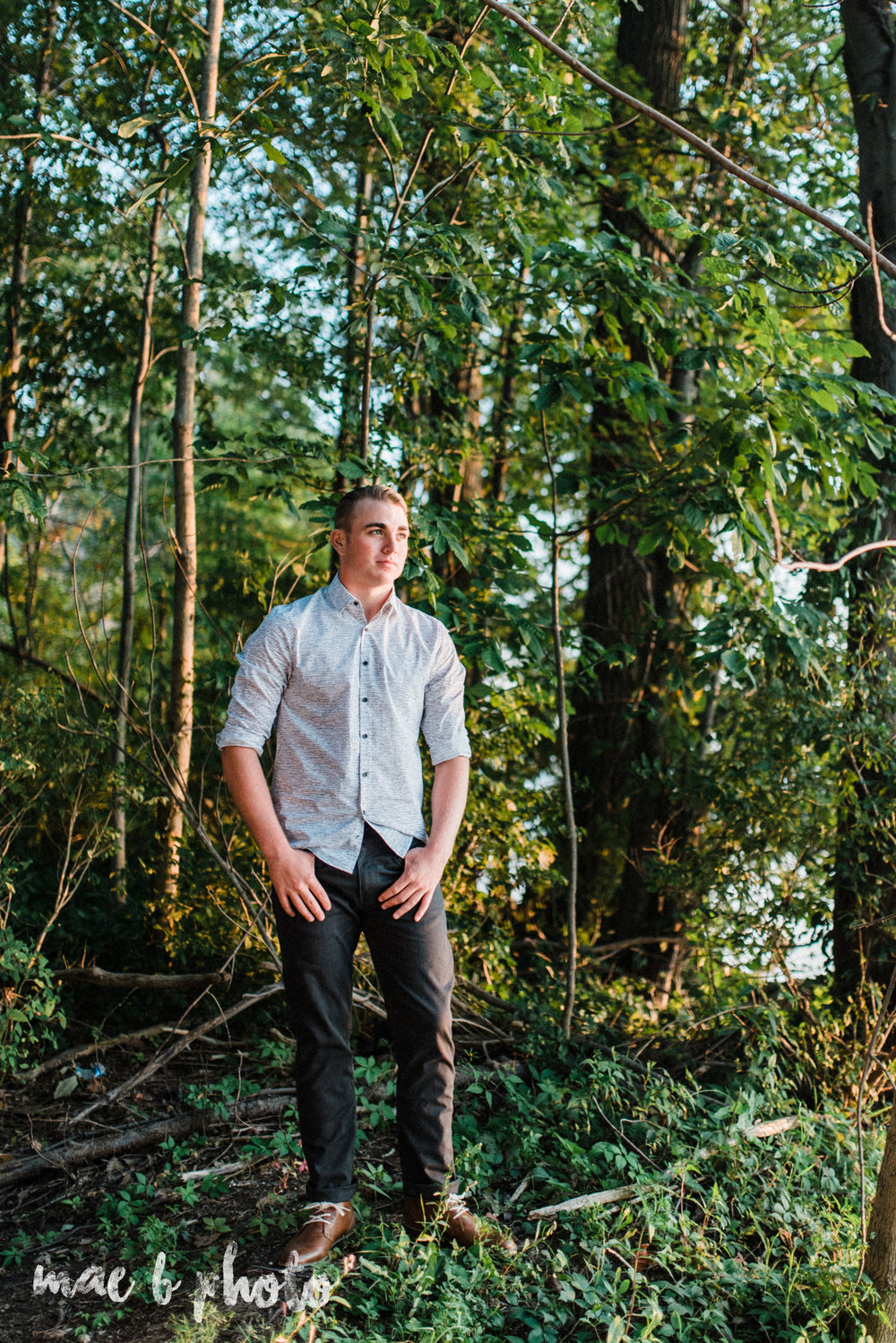 chris's fall senior session at mosquito lake in mecca ohio photographed by youngstown wedding photographer mae b photo-26.jpg