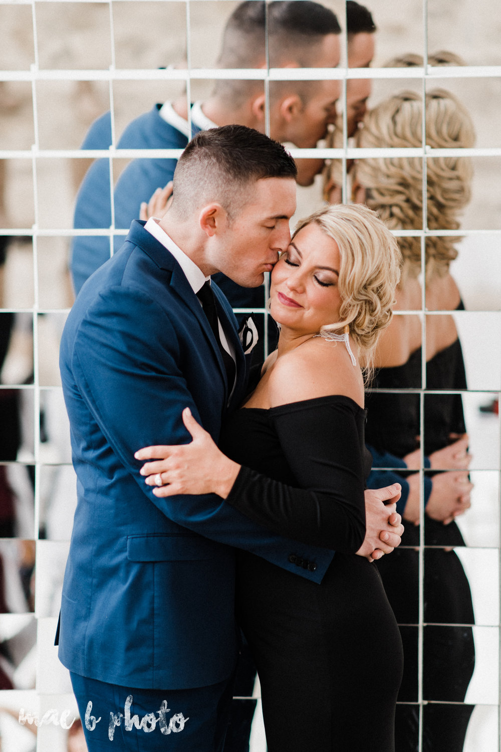 paige and cale's personalized winter glam engagement session at the butler institute of american art and downtown youngstown in youngstown ohio photographed by youngstown wedding photographer mae b photo-14.jpg