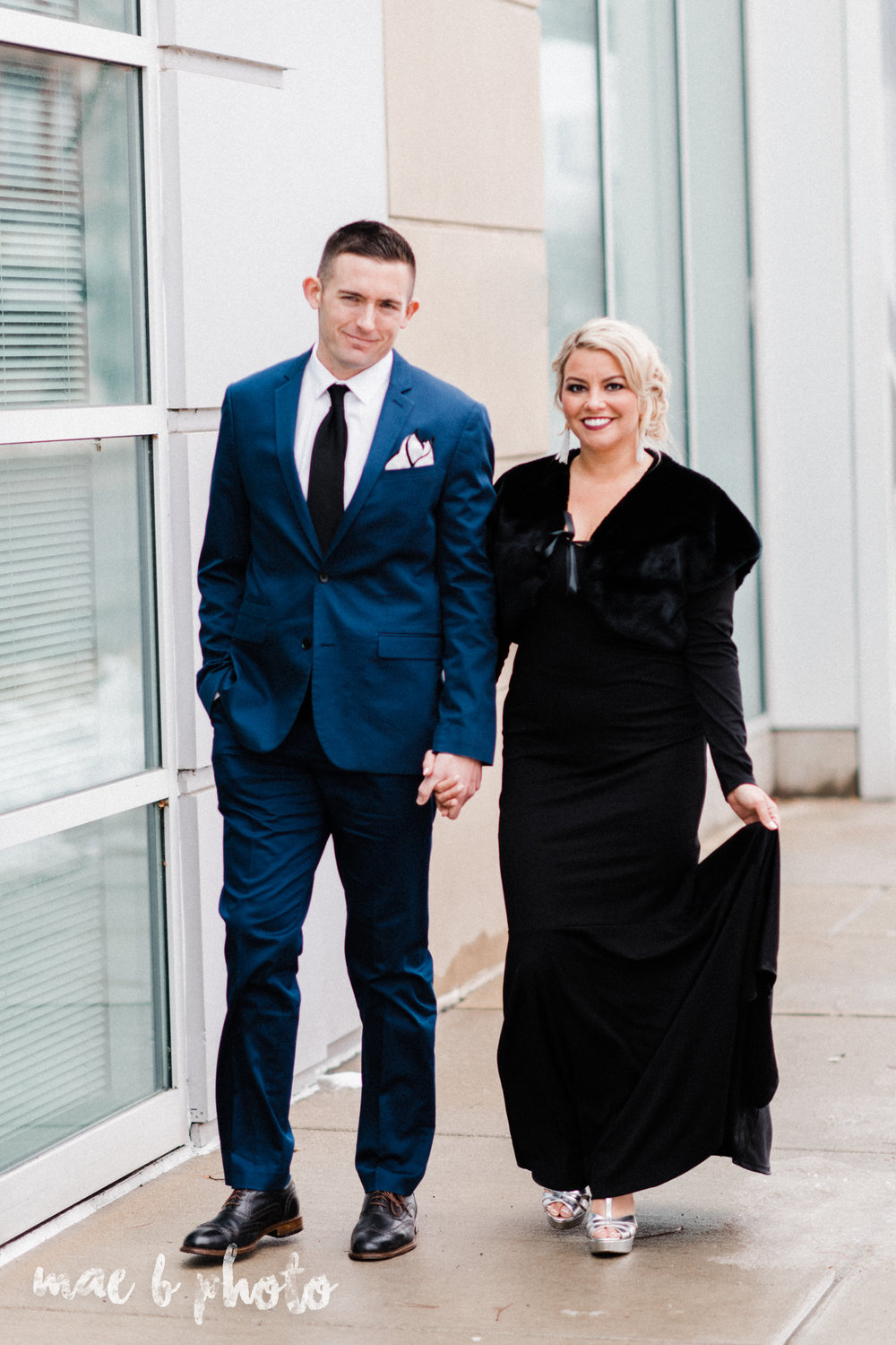 paige and cale's personalized winter glam engagement session at the butler institute of american art and downtown youngstown in youngstown ohio photographed by youngstown wedding photographer mae b photo-21.jpg