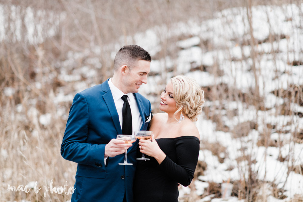paige and cale's personalized winter glam engagement session at the butler institute of american art and downtown youngstown in youngstown ohio photographed by youngstown wedding photographer mae b photo-47.jpg