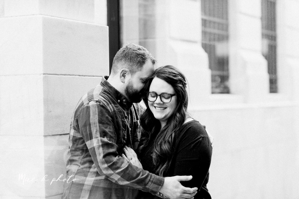 brad and kaitlin's winter museum engagement session at the cleveland museum of art and the cleveland natural history museum and the botanical gardens in cleveland ohio photographed by youngstown wedding photographer mae b photo-30.jpg