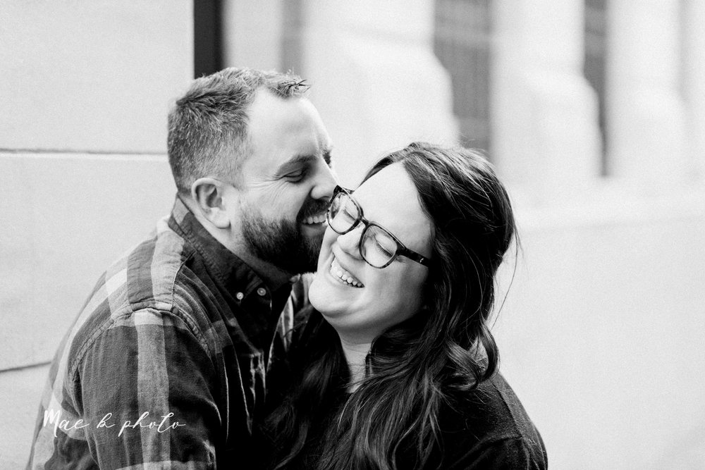 brad and kaitlin's winter museum engagement session at the cleveland museum of art and the cleveland natural history museum and the botanical gardens in cleveland ohio photographed by youngstown wedding photographer mae b photo-37.jpg