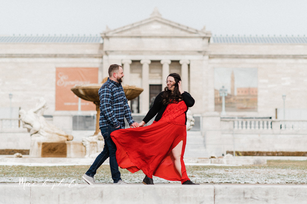 brad and kaitlin's winter museum engagement session at the cleveland museum of art and the cleveland natural history museum and the botanical gardens in cleveland ohio photographed by youngstown wedding photographer mae b photo-9.jpg