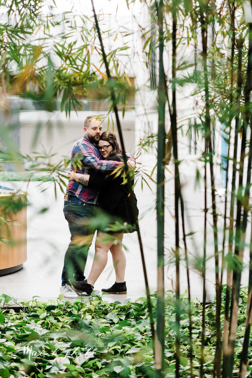 brad and kaitlin's winter museum engagement session at the cleveland museum of art and the cleveland natural history museum and the botanical gardens in cleveland ohio photographed by youngstown wedding photographer mae b photo-38.jpg
