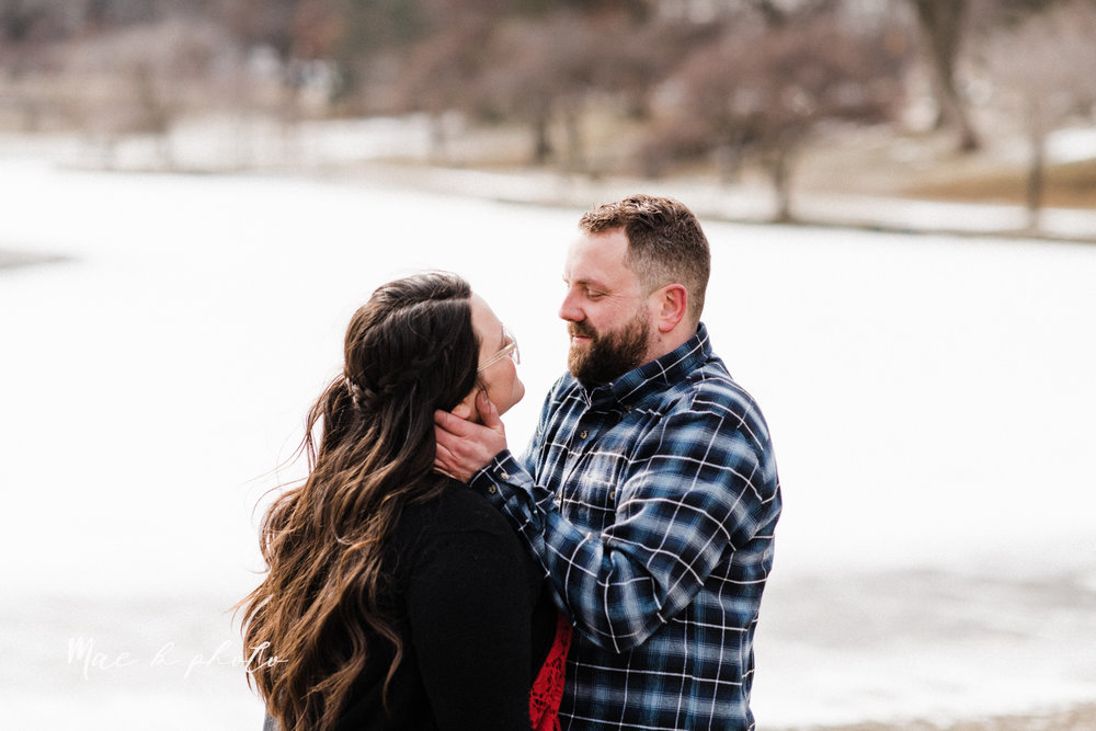 brad and kaitlin's winter museum engagement session at the cleveland museum of art and the cleveland natural history museum and the botanical gardens in cleveland ohio photographed by youngstown wedding photographer mae b photo-5.jpg