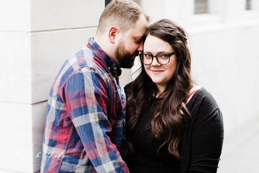brad and kaitlin's winter museum engagement session at the cleveland museum of art and the cleveland natural history museum and the botanical gardens in cleveland ohio photographed by youngstown wedding photographer mae b photo-36.jpg
