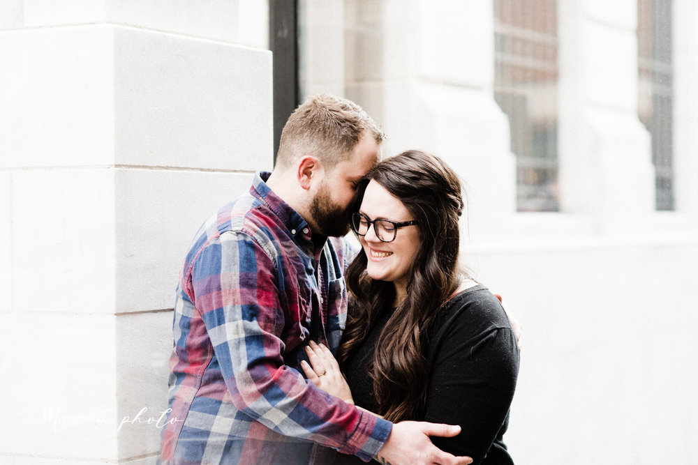 brad and kaitlin's winter museum engagement session at the cleveland museum of art and the cleveland natural history museum and the botanical gardens in cleveland ohio photographed by youngstown wedding photographer mae b photo-32.jpg
