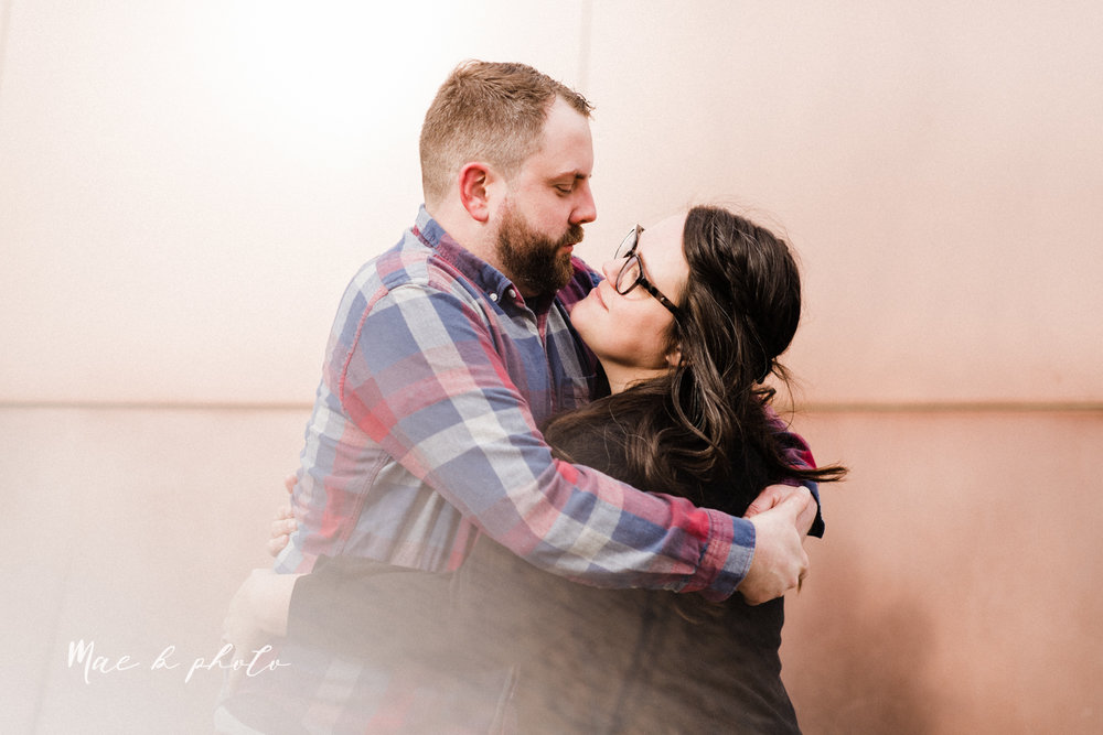 brad and kaitlin's winter museum engagement session at the cleveland museum of art and the cleveland natural history museum and the botanical gardens in cleveland ohio photographed by youngstown wedding photographer mae b photo-53.jpg