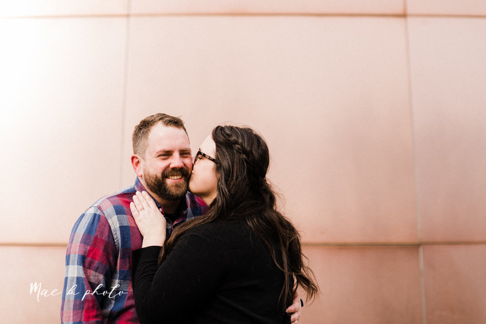 brad and kaitlin's winter museum engagement session at the cleveland museum of art and the cleveland natural history museum and the botanical gardens in cleveland ohio photographed by youngstown wedding photographer mae b photo-49.jpg