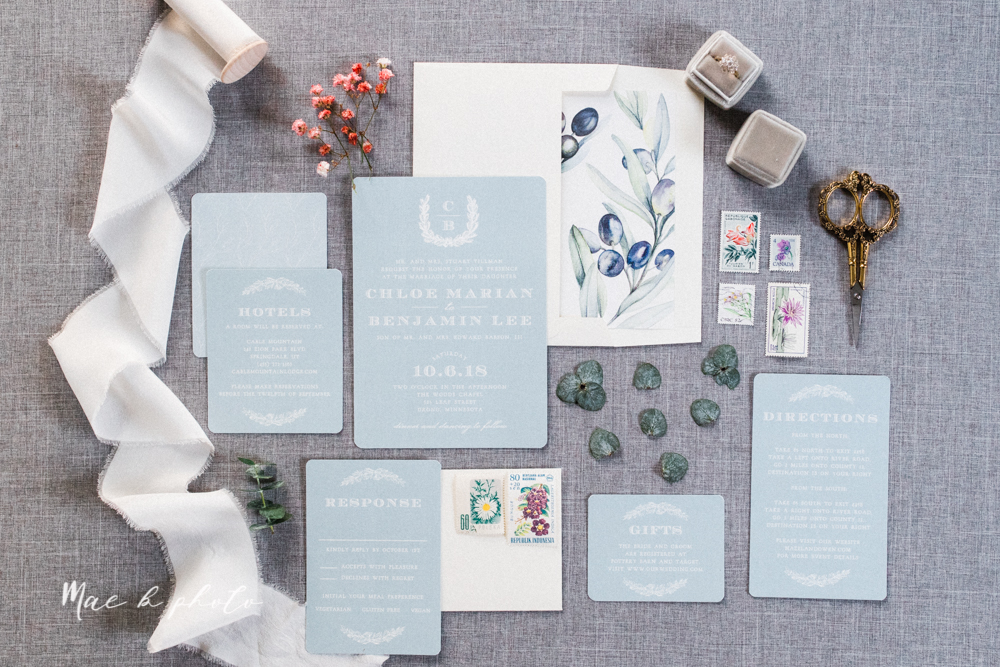 Beautiful Wedding Invitations Made Easy with Basic Invite Mae B