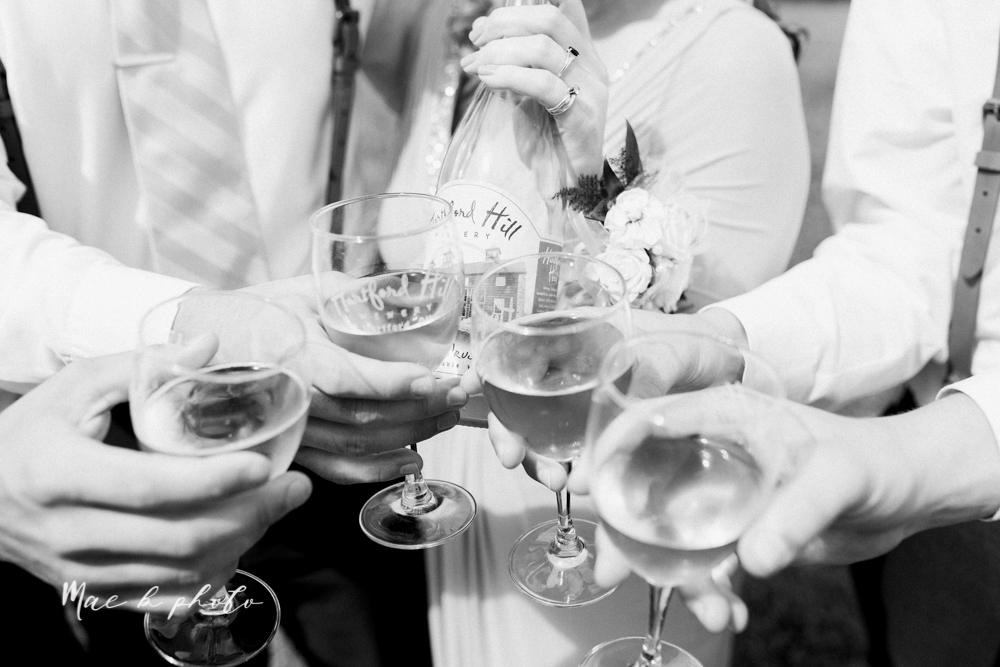 morgan and ryan's intimate outdoor summer winery midwest wedding at hartford hill winery and doubletree by hilton youngstown downtown in hartford ohio photographed by youngstown wedding photographer mae b photo-12.jpg