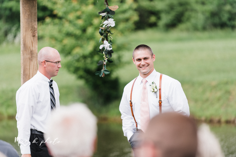 morgan and ryan's intimate outdoor summer winery midwest wedding at hartford hill winery and doubletree by hilton youngstown downtown in hartford ohio photographed by youngstown wedding photographer mae b photo-65.jpg