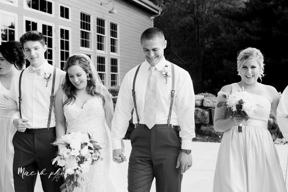morgan and ryan's intimate outdoor summer winery midwest wedding at hartford hill winery and doubletree by hilton youngstown downtown in hartford ohio photographed by youngstown wedding photographer mae b photo-82.jpg