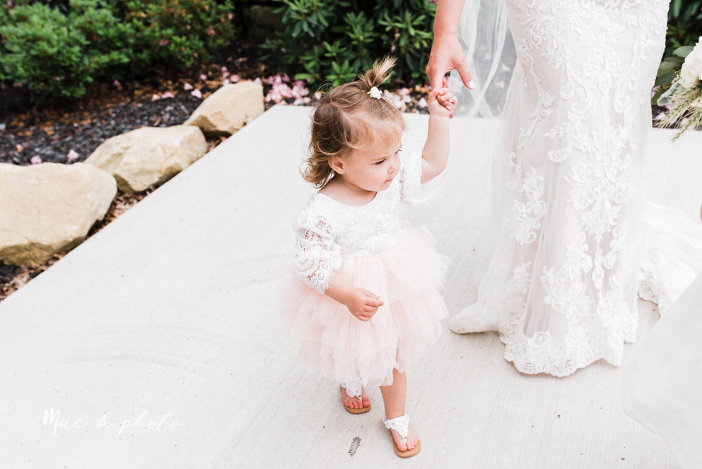 morgan and ryan's intimate outdoor summer winery midwest wedding at hartford hill winery and doubletree by hilton youngstown downtown in hartford ohio photographed by youngstown wedding photographer mae b photo-77.jpg