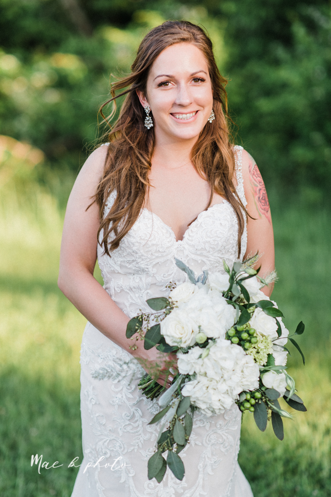 morgan and ryan's intimate outdoor summer winery midwest wedding at hartford hill winery and doubletree by hilton youngstown downtown in hartford ohio photographed by youngstown wedding photographer mae b photo-133.jpg