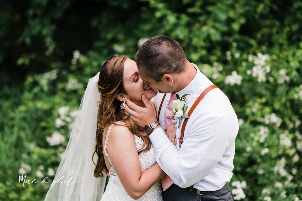 morgan and ryan's intimate outdoor summer winery midwest wedding at hartford hill winery and doubletree by hilton youngstown downtown in hartford ohio photographed by youngstown wedding photographer mae b photo-89.jpg