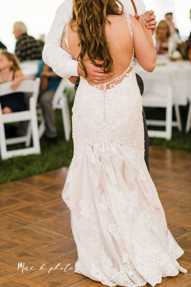 morgan and ryan's intimate outdoor summer winery midwest wedding at hartford hill winery and doubletree by hilton youngstown downtown in hartford ohio photographed by youngstown wedding photographer mae b photo-101.jpg