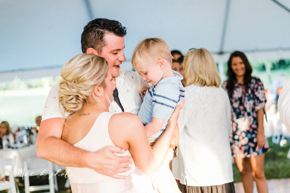 morgan and ryan's intimate outdoor summer winery midwest wedding at hartford hill winery and doubletree by hilton youngstown downtown in hartford ohio photographed by youngstown wedding photographer mae b photo-147.jpg