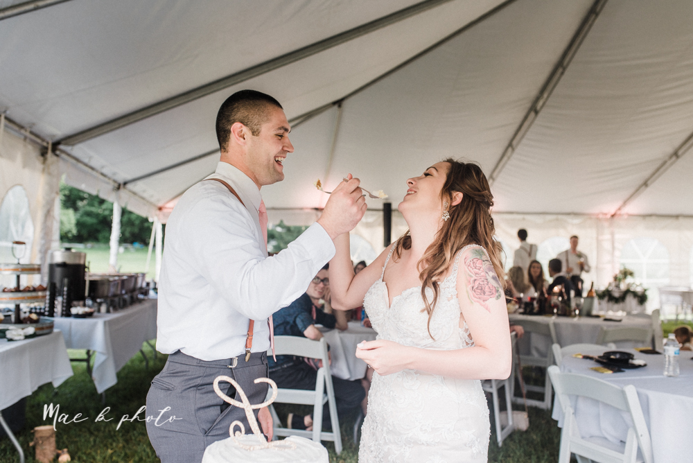 morgan and ryan's intimate outdoor summer winery midwest wedding at hartford hill winery and doubletree by hilton youngstown downtown in hartford ohio photographed by youngstown wedding photographer mae b photo-112.jpg