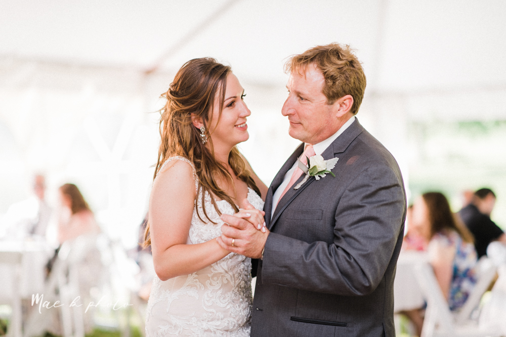 morgan and ryan's intimate outdoor summer winery midwest wedding at hartford hill winery and doubletree by hilton youngstown downtown in hartford ohio photographed by youngstown wedding photographer mae b photo-118.jpg