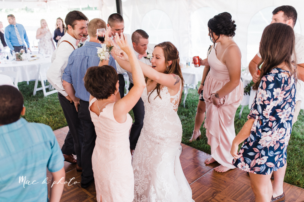 morgan and ryan's intimate outdoor summer winery midwest wedding at hartford hill winery and doubletree by hilton youngstown downtown in hartford ohio photographed by youngstown wedding photographer mae b photo-21.jpg