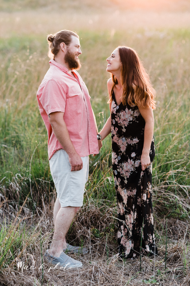 chelsea and jared's summer beach engagement session family session at headlands beach state park in mentor ohio photographed by youngstown wedding photographer mae b photo-34.jpg