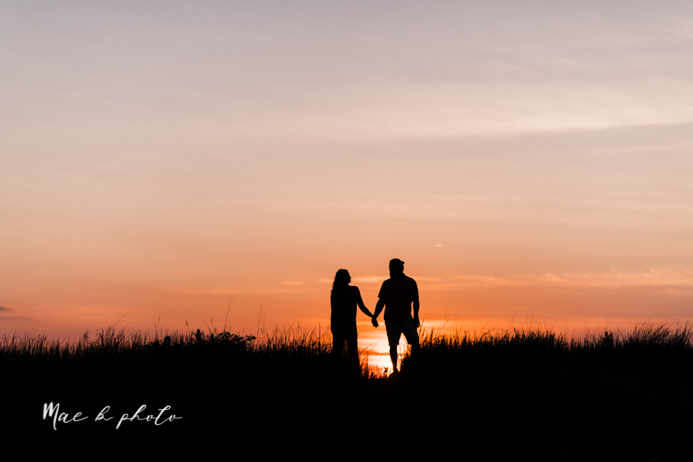 chelsea and jared's summer beach engagement session family session at headlands beach state park in mentor ohio photographed by youngstown wedding photographer mae b photo-37.jpg