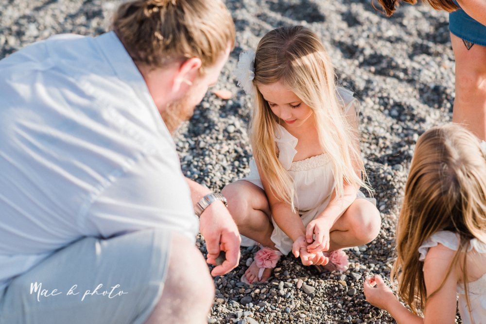 chelsea and jared's summer beach engagement session family session at headlands beach state park in mentor ohio photographed by youngstown wedding photographer mae b photo-4.jpg