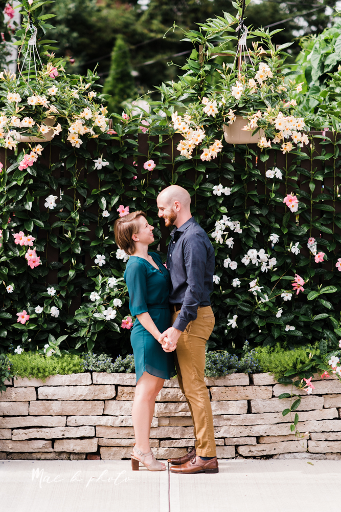 taylor and jame's summer engagement session in german village the loft bookstore and schiller park in columbus ohio photographed by youngstown wedding photographer mae b photo-16.jpg