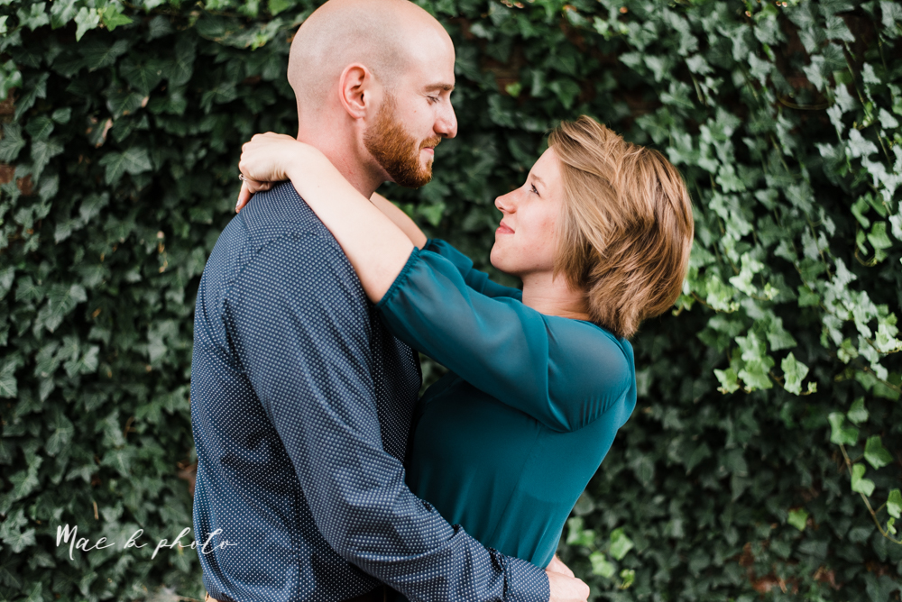 taylor and jame's summer engagement session in german village the loft bookstore and schiller park in columbus ohio photographed by youngstown wedding photographer mae b photo-6.jpg