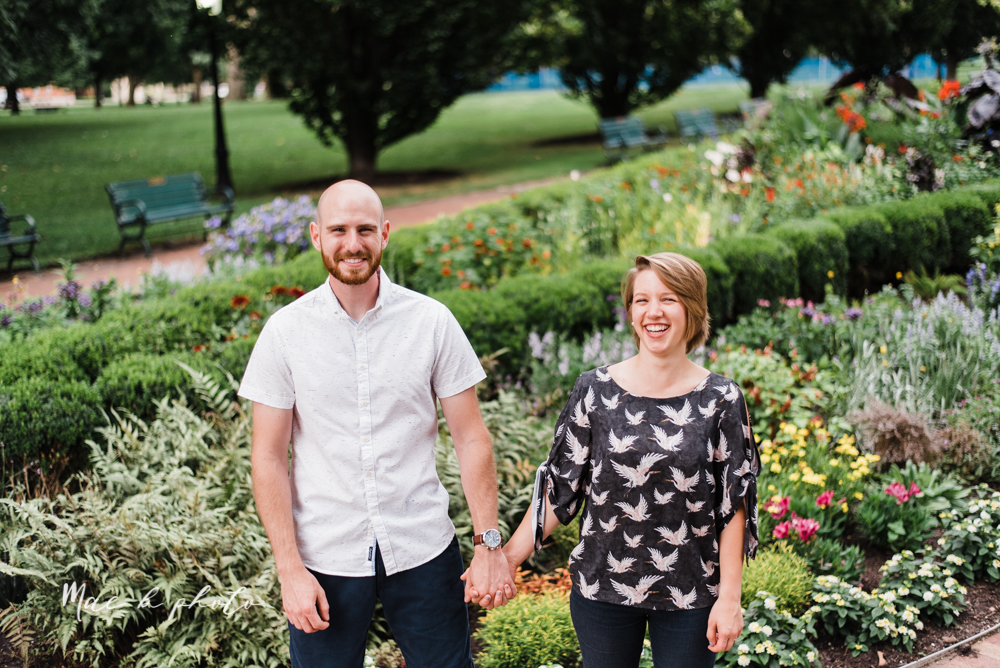 taylor and jame's summer engagement session in german village the loft bookstore and schiller park in columbus ohio photographed by youngstown wedding photographer mae b photo-34.jpg