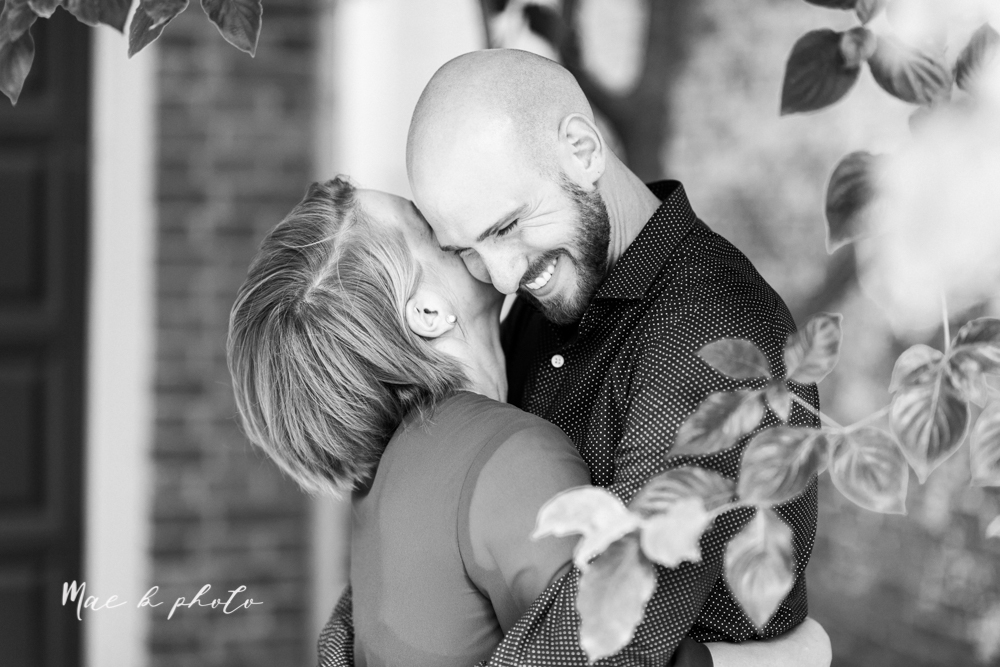 taylor and jame's summer engagement session in german village the loft bookstore and schiller park in columbus ohio photographed by youngstown wedding photographer mae b photo-26.jpg