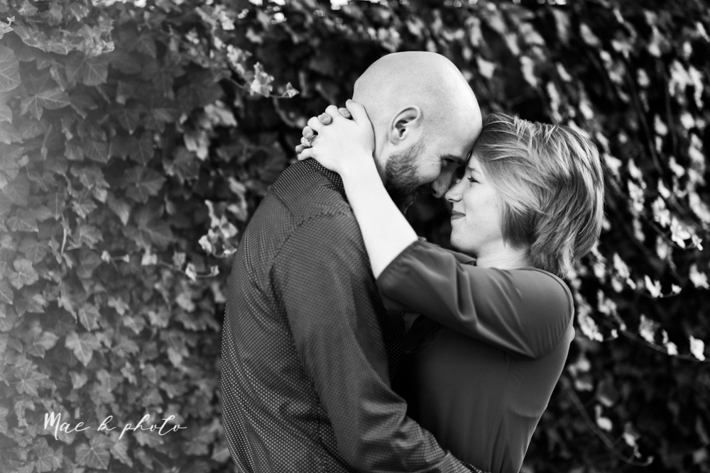 taylor and jame's summer engagement session in german village the loft bookstore and schiller park in columbus ohio photographed by youngstown wedding photographer mae b photo-8.jpg