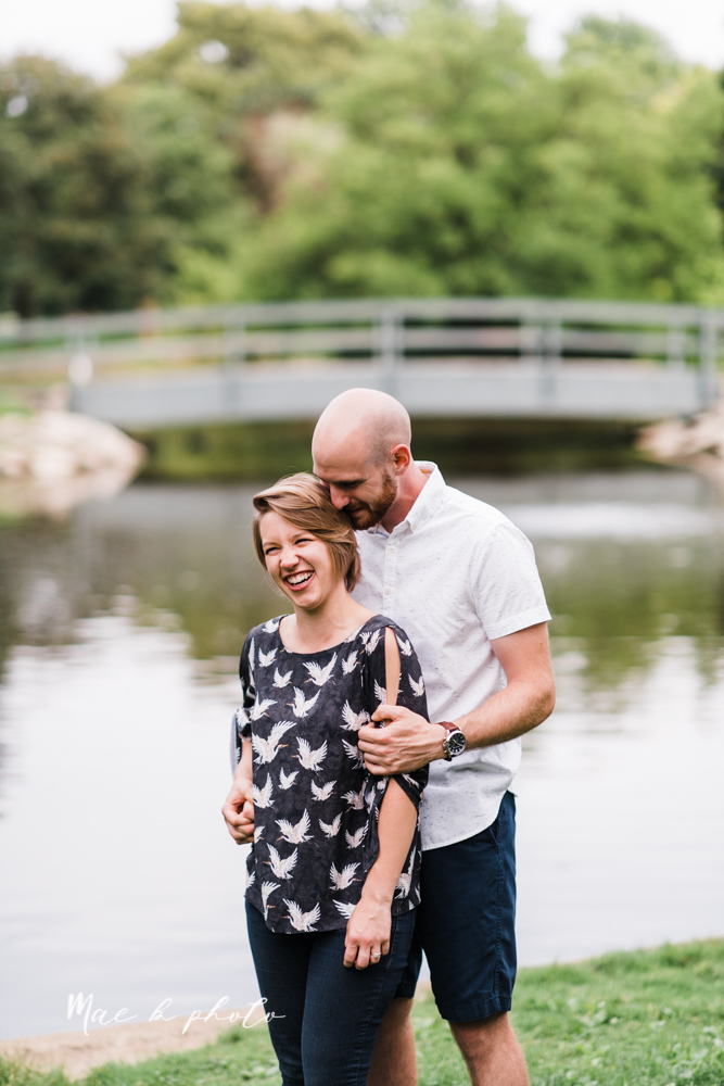 taylor and jame's summer engagement session in german village the loft bookstore and schiller park in columbus ohio photographed by youngstown wedding photographer mae b photo-41.jpg
