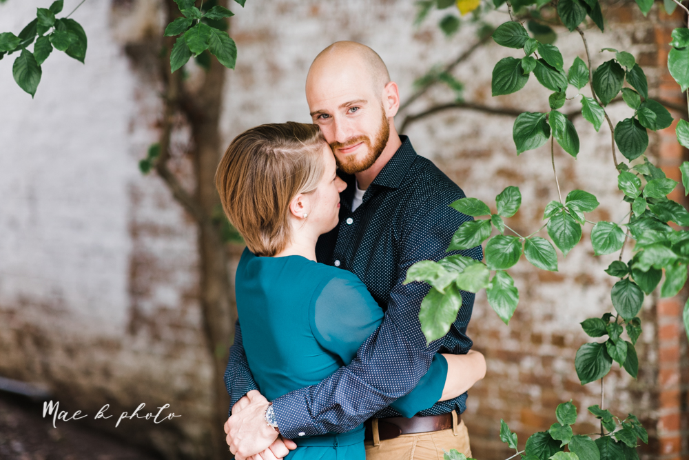 taylor and jame's summer engagement session in german village the loft bookstore and schiller park in columbus ohio photographed by youngstown wedding photographer mae b photo-24.jpg