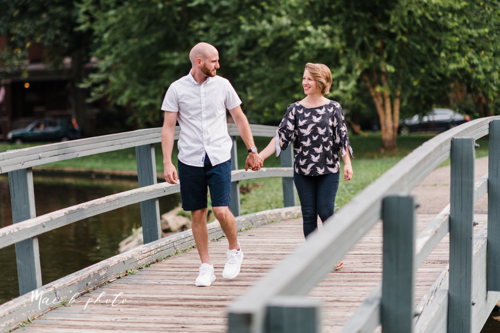 taylor and jame's summer engagement session in german village the loft bookstore and schiller park in columbus ohio photographed by youngstown wedding photographer mae b photo-48.jpg