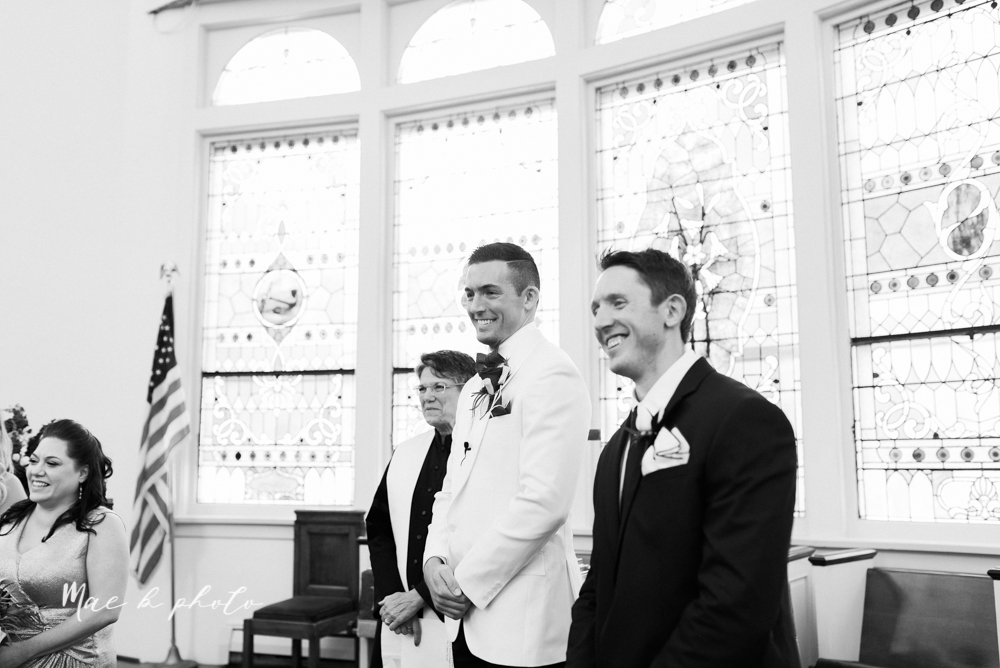 paige and cale's 1920s gatsby glam summer wedding at poland presbyterian church in poland ohio and mr anthony's banquet center in boardman ohio photographed by youngstown wedding photographer mae b photo-35.jpg