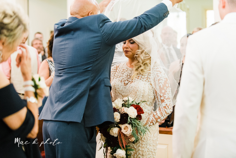 paige and cale's 1920s gatsby glam summer wedding at poland presbyterian church in poland ohio and mr anthony's banquet center in boardman ohio photographed by youngstown wedding photographer mae b photo-40.jpg