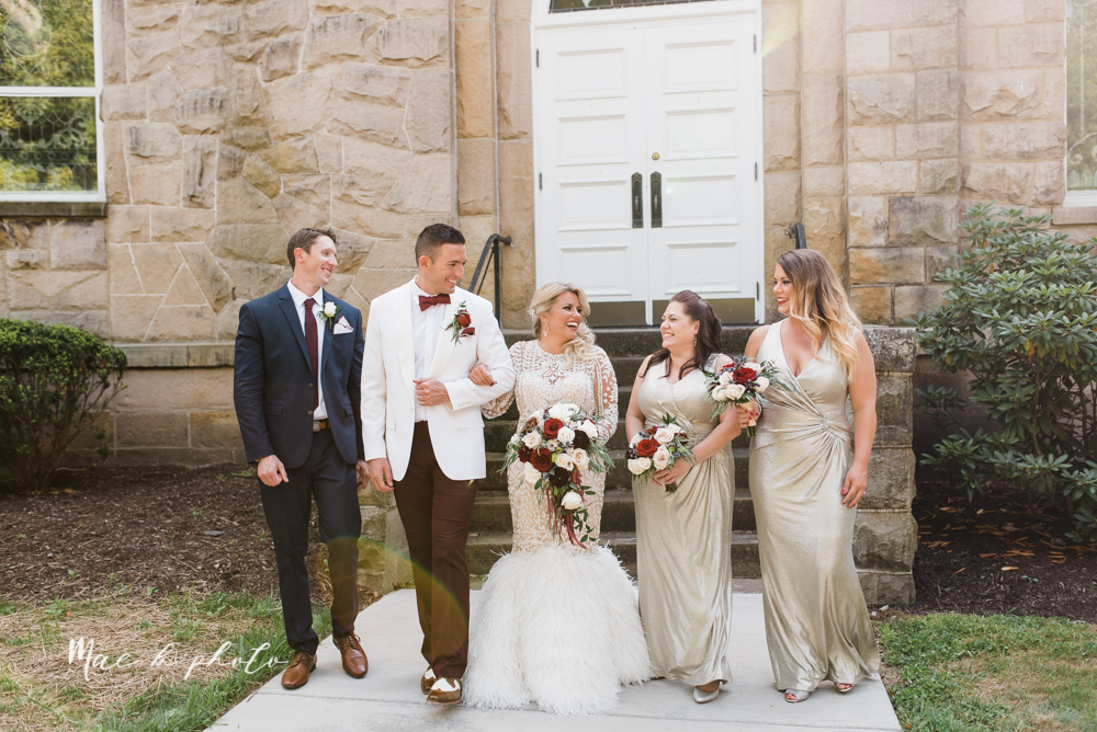 paige and cale's 1920s gatsby glam summer wedding at poland presbyterian church in poland ohio and mr anthony's banquet center in boardman ohio photographed by youngstown wedding photographer mae b photo-61.jpg