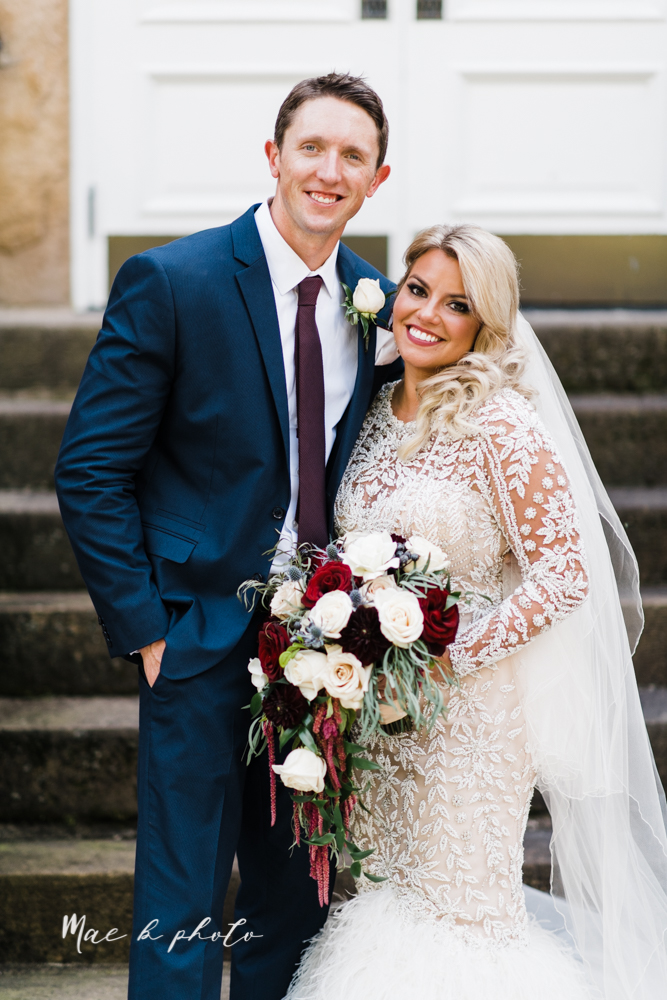 paige and cale's 1920s gatsby glam summer wedding at poland presbyterian church in poland ohio and mr anthony's banquet center in boardman ohio photographed by youngstown wedding photographer mae b photo-73.jpg