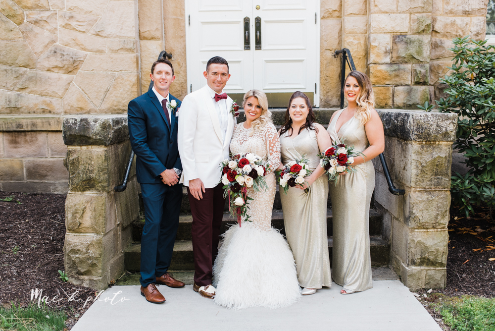 paige and cale's 1920s gatsby glam summer wedding at poland presbyterian church in poland ohio and mr anthony's banquet center in boardman ohio photographed by youngstown wedding photographer mae b photo-59.jpg