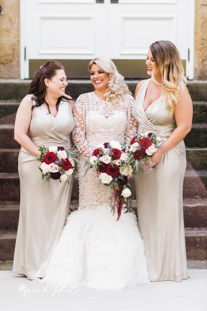 paige and cale's 1920s gatsby glam summer wedding at poland presbyterian church in poland ohio and mr anthony's banquet center in boardman ohio photographed by youngstown wedding photographer mae b photo-68.jpg