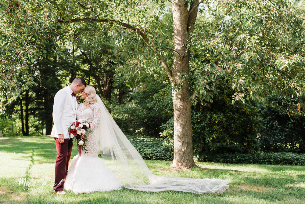 paige and cale's 1920s gatsby glam summer wedding at poland presbyterian church in poland ohio and mr anthony's banquet center in boardman ohio photographed by youngstown wedding photographer mae b photo-82.jpg
